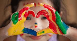 niña artista