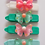 Thumbnail: 4.5 cm Straight Clips with Decorations