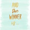 Winner Winner!!
