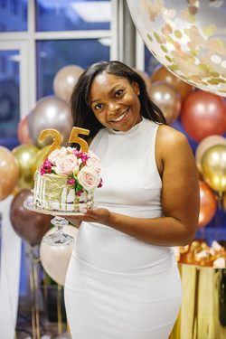 Jasmine's 25th birthday!