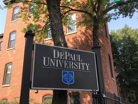 DePaul University (Part 1)