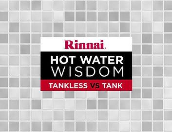 Tankless vs Tank