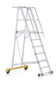 ZAP Safemaster Plus SПередвижные складные лестницы-платформы