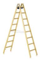 Деревянные лестницы и стремянки