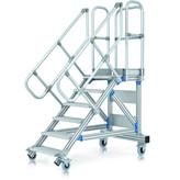 Передвижные лестницы-подмости