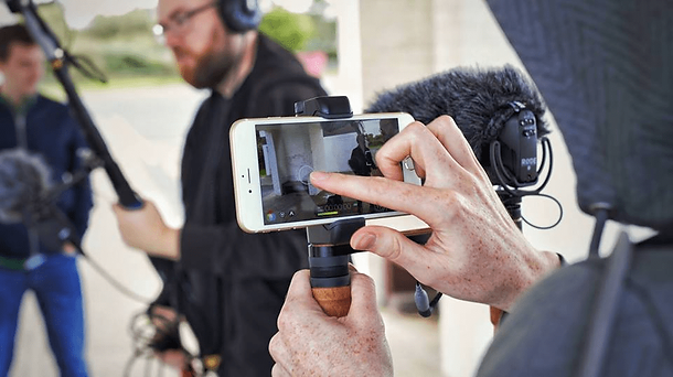 Film Smart Produtons- mobile video training