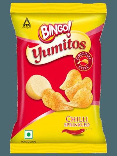 Bingo Potato Rs.10
