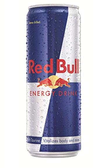 RED BULL ENERGY DRINK 350ML