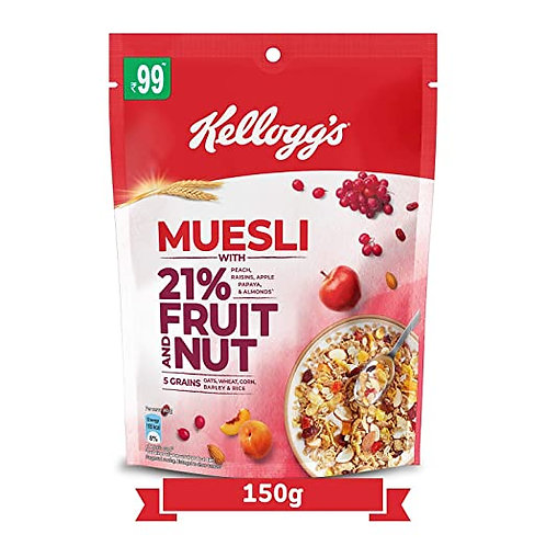 kellogs fruit and nuts rs99