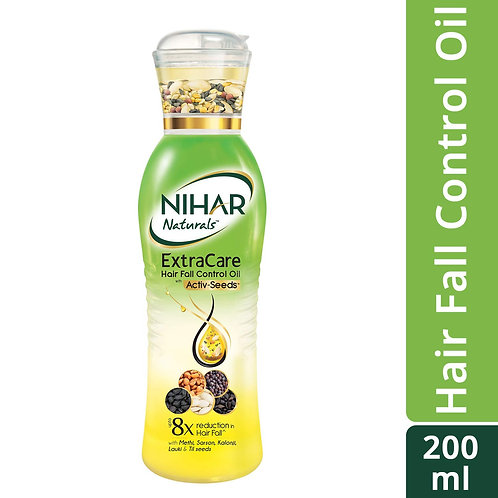 NIHAR NATUARLS HAIR OIL200ML