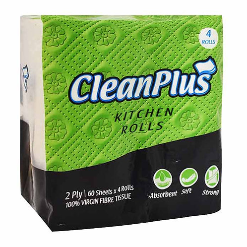 CLEAN PLUS KICHEN WIPES