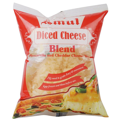 Amul Diced Chesese