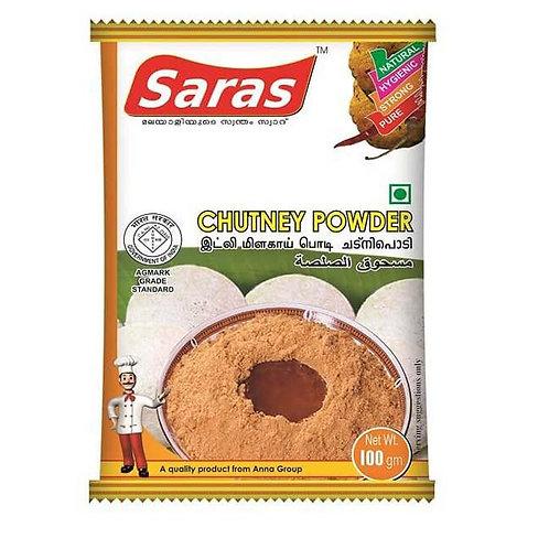 Saras Chutney Powder 100gm