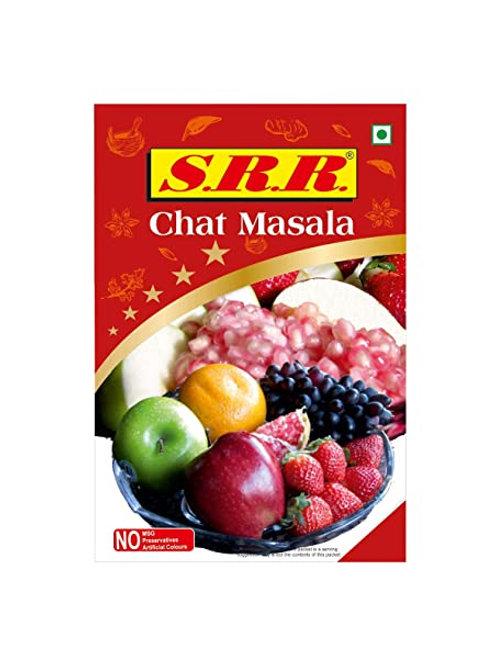 srr chat masala