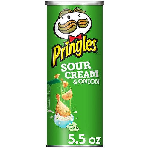 Pringles Crisps