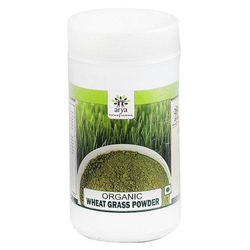 ARYA ORGANIC WHEAT GRASS POWDER 100GM