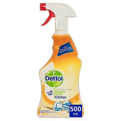 DETTOL KITCHEN & SURFACE CLEANERS