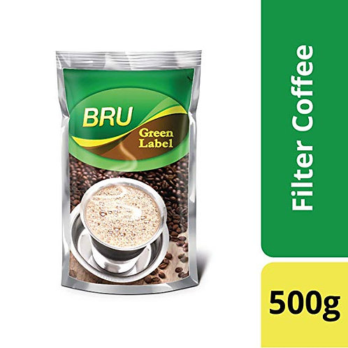 BRU GREEN 500g