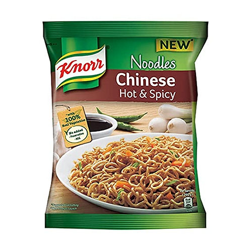 KNORR HOT & SPICY CHINESE NOODLES