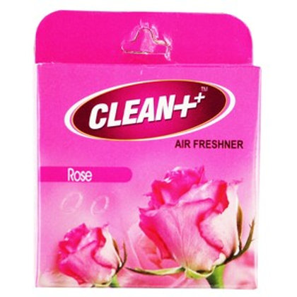 CLEAN PLUS AIR FRESHNER ROSE