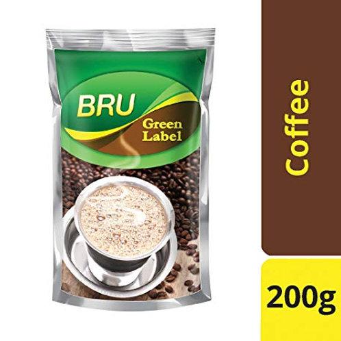 BRU GREEN 200g