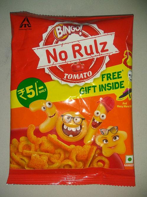 Bingo No Rulz