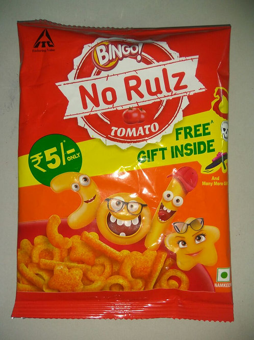 Bingo No Rulz Tomato