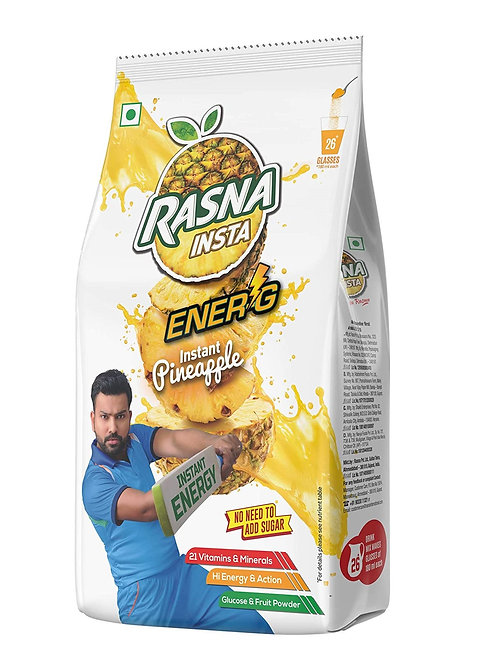 RASNA FRUITPLUS PINEAPLE