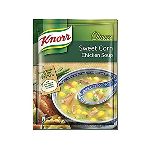 KNORR CLASSIC SWEET CORN CHIKEN SOUP