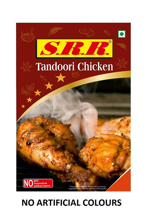 srr tandoor chiken