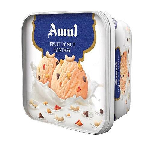 AMUL Ice Creams 1ltr 1