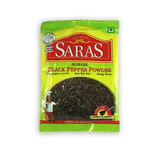 SARAS PEPPER POWDER 50G