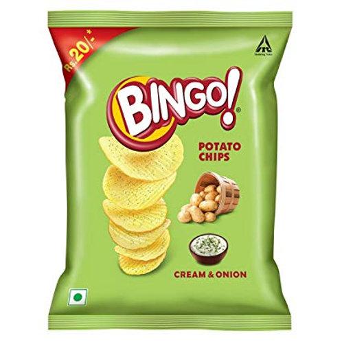 Bingo Pt Chips 52g