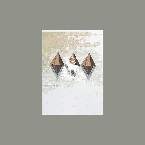 "Postkarte ""Die Pyramiden"" (2er Set)"