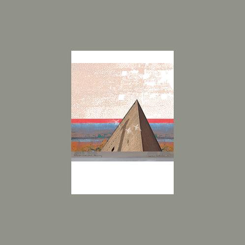 "Postkarte ""Die Pyramide 1"" (2er Set)"