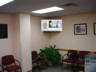 Time to Remove TV from Waiting Rooms