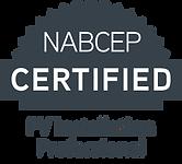 NANCEP Certified PV Installation Professionals