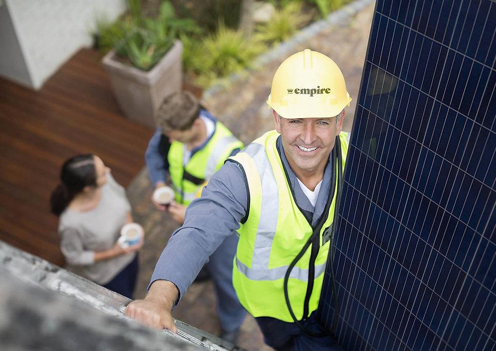 Best service for solar panel installation