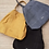 Thumbnail: Cici Tote Bag in Mustard