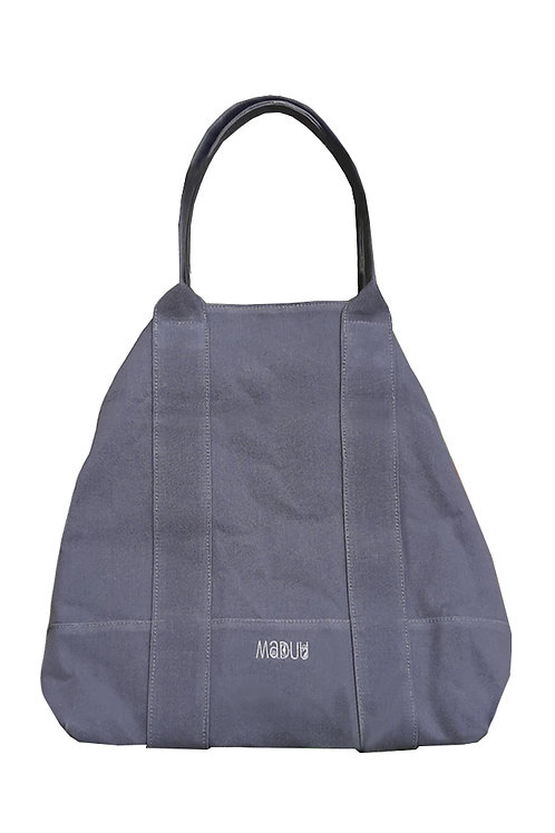 Cici Tote Bag in Gray
