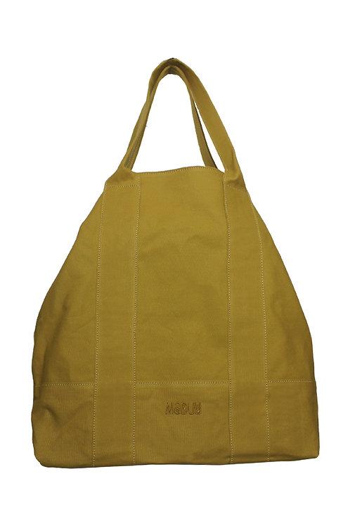 Cici Tote Bag in Mustard