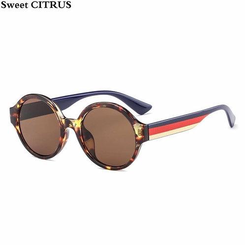 Sweet Citrus Tourtoise Sunglasses