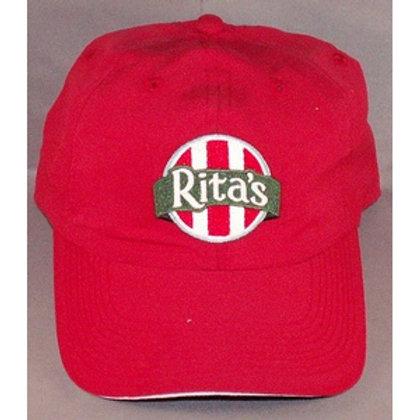 RED MICROFIBER CAP
