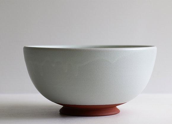 Mint green dusk bowl