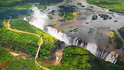 Chûtes Victoria, Zimbabwe