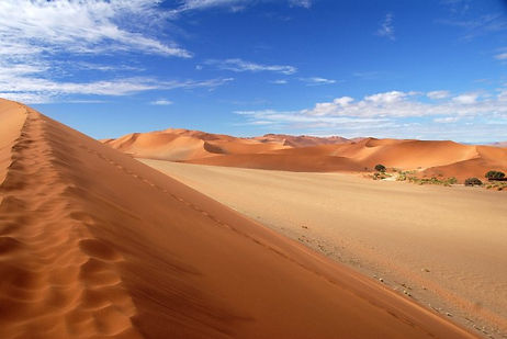 Namib desert, Namibie
