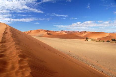 Namib, Namibie