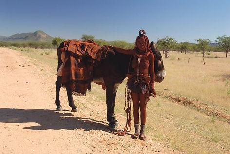 Himba, Namibie