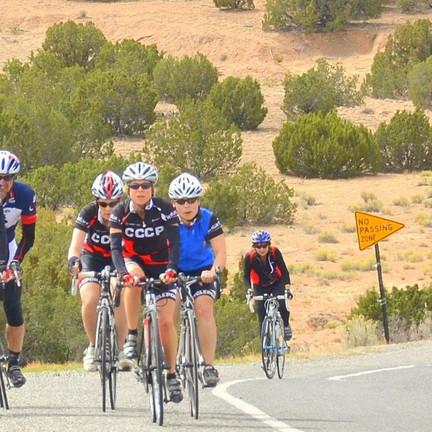 Camp d'entraînement de vélo (en autonomie)