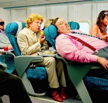 Les différentes classes en avion